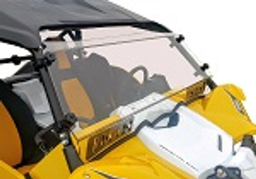 Spike Yamaha YXZ 1000R Full Vented Scratch Resistant Windshield | 77-1401