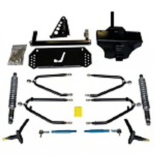 "Yamaha G22 Golf Cart Jakes 4-8"" Adjustable Long Travel Lift Kit | 7053"