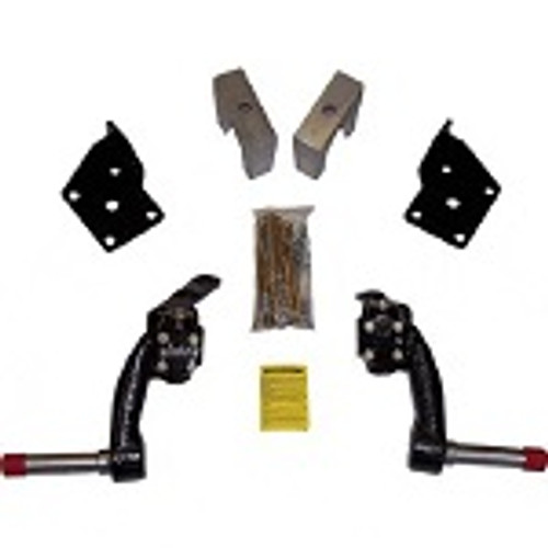 """Fairplay Star Zone Electric Golf Cart 2005-Up Jakes 6"""" Spindle Lift Kit 