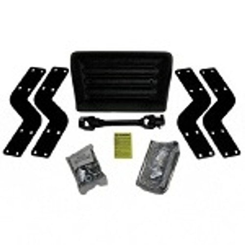 "Club Car DS Golf Cart 1981-Up Jakes 4"" Economy Lift Kit 