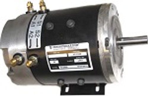 AMD A10-4016 24 Volt Electric Motor Cushman Taylor Dunn D6141 882537