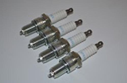 1991-Up EZGO 4-cycle gas golf cart models NGK Standard Spark Plug | BPR4ES  | 4 Set