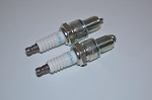 1991-Up EZGO 4-cycle gas golf cart models NGK Standard Spark Plug | BPR4ES  | 2 Set