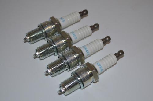 2004-2006 Yamaha Pro Hauler 700 NGK Standard Spark Plug   BPR4ES   6578   4 Set