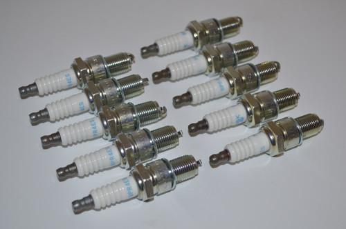 2004-2006 Yamaha Pro Hauler 700 NGK Standard Spark Plug   BPR4ES   6578   10 Set