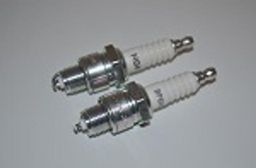 1978 Suzuki RM50 NGK Standard Spark Plug | BP6HS | 7331 | 2 Set