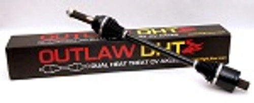 Outlaw DHT Axle Can Am Outlander Renegade 06-12   Front Left  DHT-C800-FL