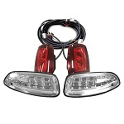 EZGO RXV Golf Cart 2016-Up | Madjax LED HeadLight Tail Light Kit