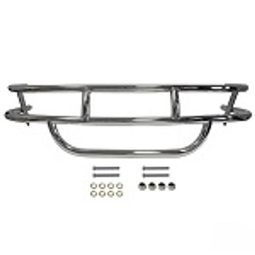 EZGO TXT Golf Cart 1996-2013 RHOX Front Bumper Brush Guard | Stainless Steel