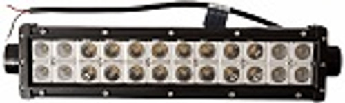 Wide Open 12'' Combo Spot/Flood Led Light Bar 72W 6000Lm
