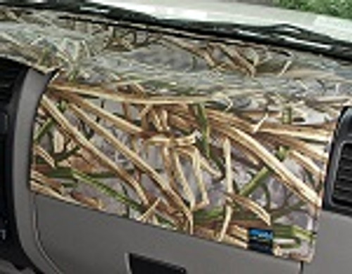 Fits Hyundai Kona 2018-2021 w/ HUD Dash Board Cover Mat Camo Migration Pattern