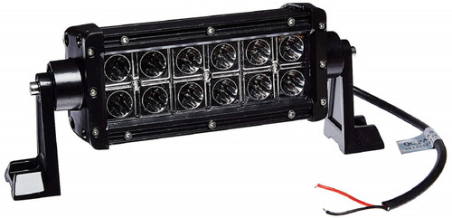 Wide Open 7.5'' Combo Spot/Flood Led Light Bar 36W 3000Lm