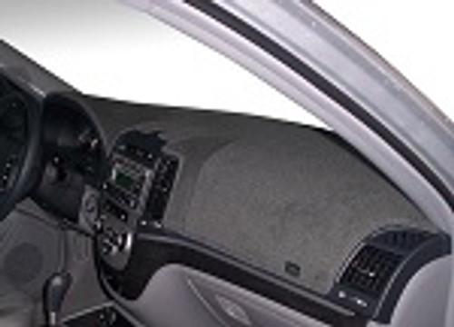 Fits Subaru GL 3-Door Coupe 1986-1990 Carpet Dash Cover Mat Grey