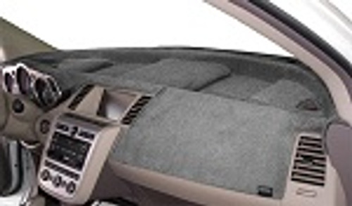 Fits Subaru Justy 1987-1988 Velour Dash Board Cover Mat Grey