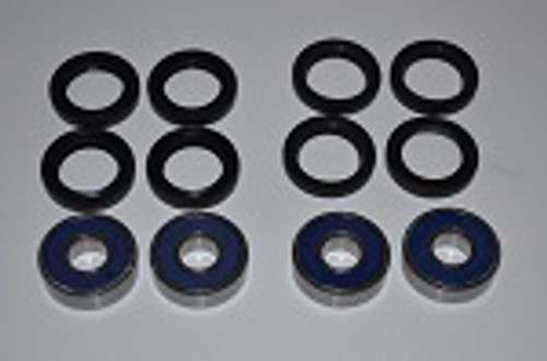 Arctic Cat 250 DVX 2006-2008 Lower / Upper Front A-Arm Bearing & Seal Kit | Set