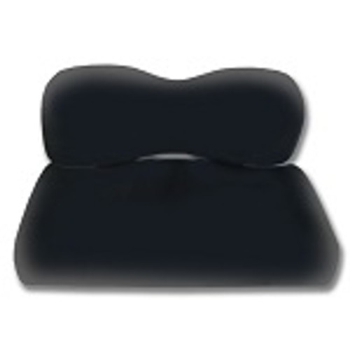 Madjax Wave Black Marine Grade Seat Covers | Yamaha G29 Drive / Drive2 Golf
