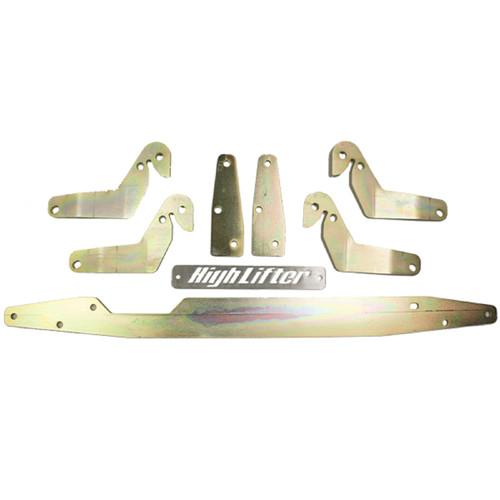 "High Lifter 3.5"" Signature Series Lift Kit Yamaha Wolverine 850 X2 X4 | YLKWOLVX4-51"