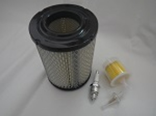 EZGO 2-Cycle Gas Golf Cart 1976-1994 | Tune Up Kit Filters & Spark Plug