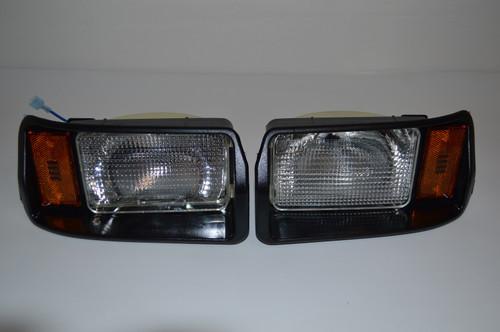 Club Car CarryAll Turf Golf Cart 1999-Up Headlight Light Assembly Kit