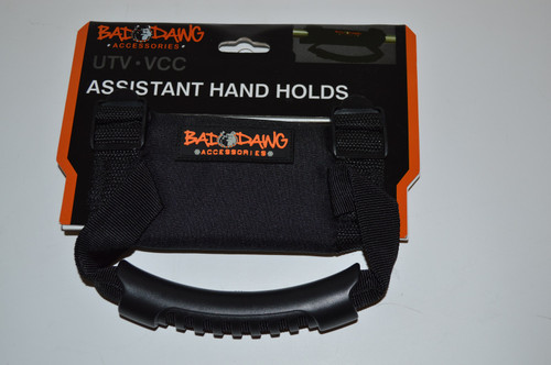 "Bad Dawg 1.75"" Grab Handle Assistant UTV Sure-Grip Vinyl 