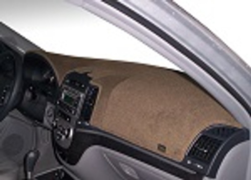 Fits Hyundai Palisade 2020-2021 w/ HUD Carpet Dash Cover Mat Mocha