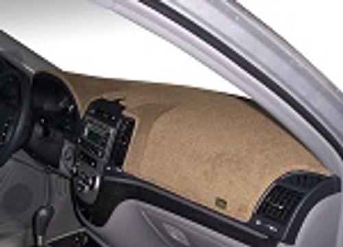 Fits Jeep Gladiator 2020-2021 w/ Auto Lights Carpet Dash Mat Vanilla