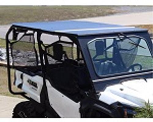 Honda Pioneer 1000-5 Crew Cab Aluminum Top Roof Cover Black | 693-7008-00