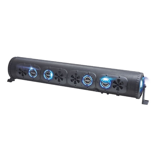 "Bazooka 36"" 450 Watt Bluetooth G2 Party Bar w/ LED Stereo System 
