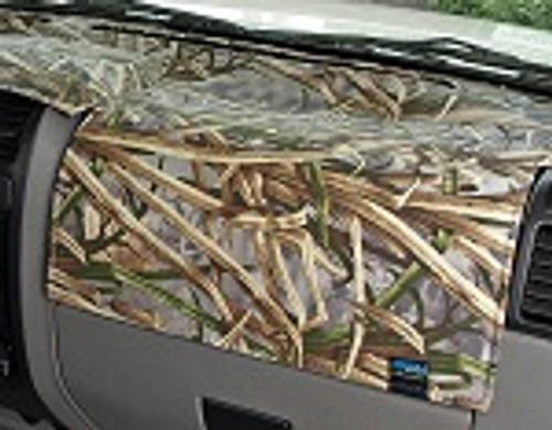 Lincoln Continental 2017-2020 No FCW Dash Cover Mat Camo Migration Pattern