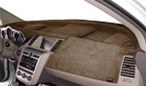 "Fits Toyota Prius Prime 2017-2021 No HUD w/ 11"" TS Velour Dash Mat Oak"