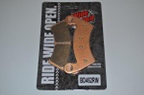 Polaris Ranger RZR Ace Brutus Wide Open Long Life Disc Brake Pads | 2203747