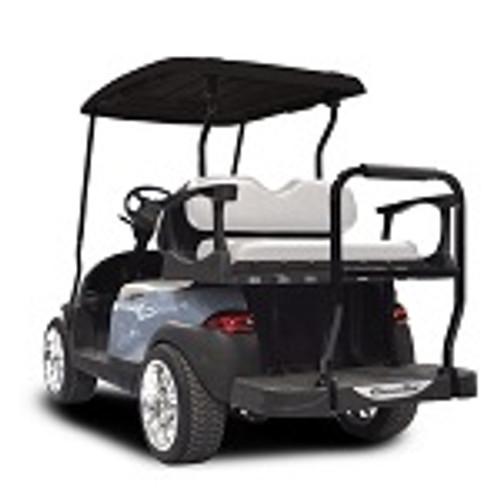 Madjax Genesis 300 Rear Standard Flip Seat | EZGO TXT Cart 1994.5-Up | White-1