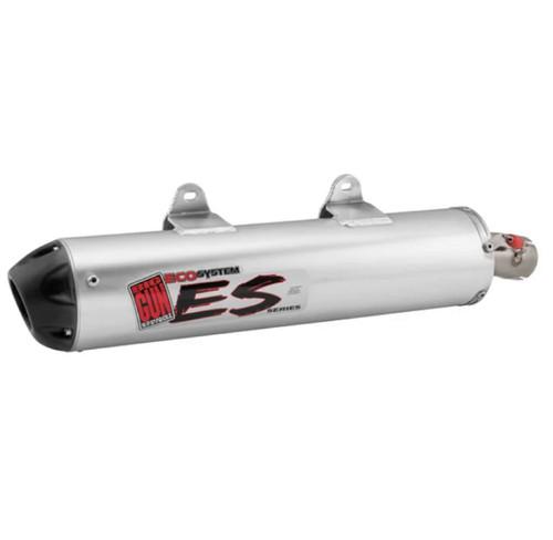 Big Gun ECO Series Slip On Exhaust for Yamaha Raptor 660 2001-2005 ATV 07-2612