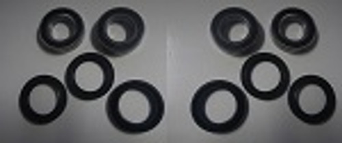 1994-2000 Yamaha Timberwolf Front Wheel Bearing/Seal Kit All Balls Set of 2