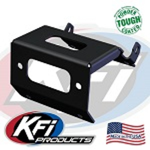 Honda Rancher TRX420 FA (Solid Axle ONLY) 2014 KFI Winch Mounting Plate 101175