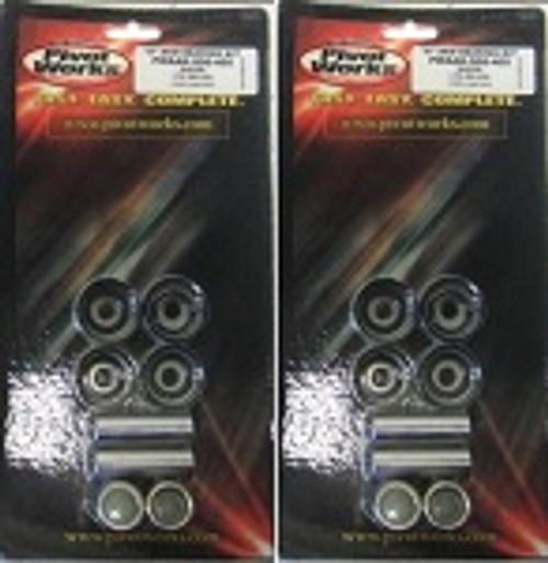 Kawasaki KFX400 2003-2006 Pivot Works Lower A-Arm Bearing Kit for Both Sides