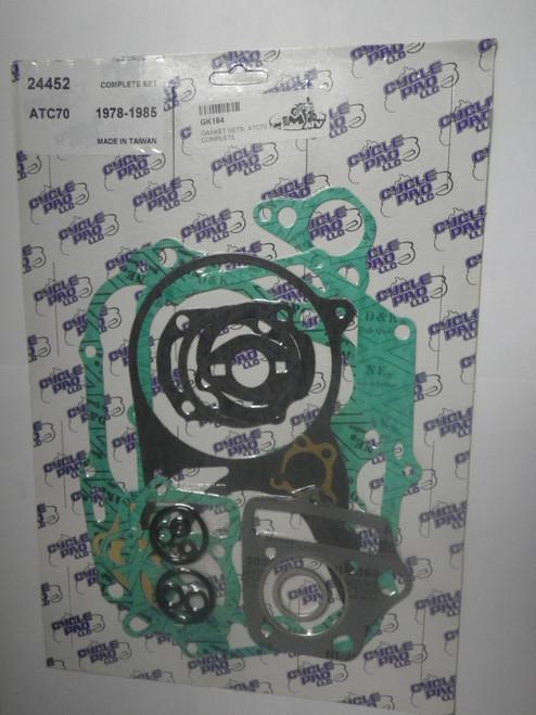 Honda ATC70 ATC 70 1978-1985 Motor Engine Gasket Kit Complete