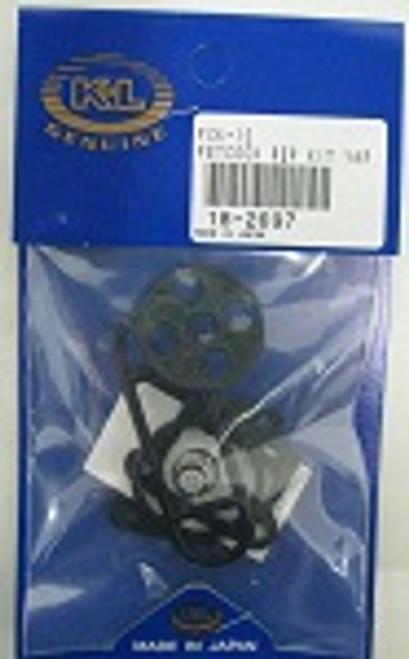 1976 YAMAHA XS360C/D/2D K&L Petcock Valve Repair Kit 18-2697