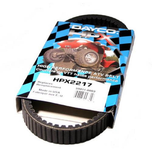 Arctic Cat ATV Dayco HPX Clutch Drive Belt - HPX2217