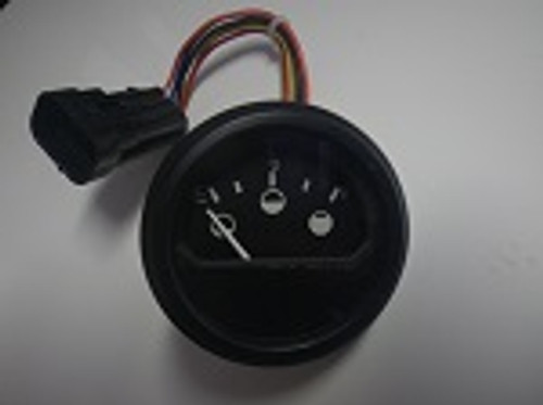 EZGO RXV 2008-Up Gas Electric 48V State of Charge Meter Fuel Gauge   610583