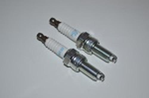 NGK MR8F 10mm Resistor Type Spark Plug Set of 2 | 90299 | Polaris RZR Turbo