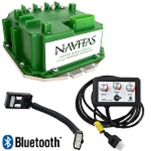 Club Car Electric Golf Cart 2001-Up Navitas 440 Amp BlueTooth Controller Kit