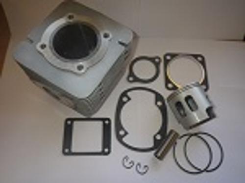 Yamaha G1 2-Cycle Gas Golf Cart Cylinder w/ Piston Kit Top End Rebuild Kit