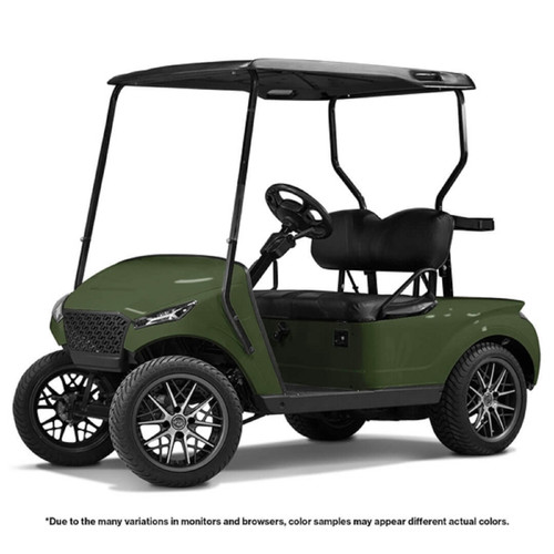 MadJax Storm Body Kit with Lights | EZGO TXT Golf Cart 1994-Up | Forest Green