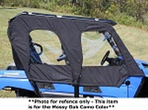 Kawasaki Teryx4 Teryx 4 Door Side Cab Enclosure Doors Custom Made | Camo