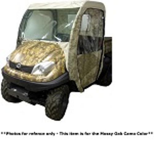 Kubota RTV 400 500 UTV Full Cabin Cab Enclosure System | Camo