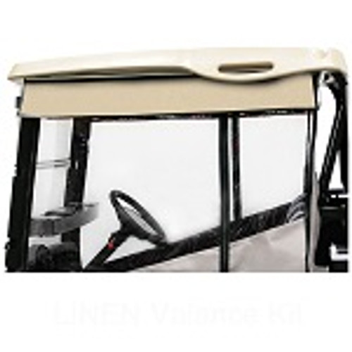 RedDot Chameleon 2 Passenger Golf Cart Valance Kit | Yamaha Drive2 | Linen
