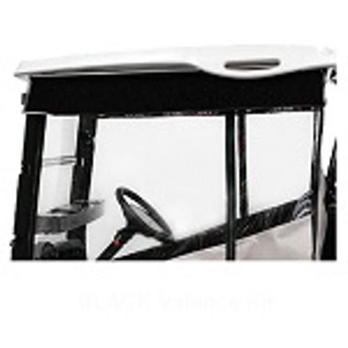 RedDot Chameleon 2 Passenger Golf Cart Valance Kit | Yamaha Drive2 | Black
