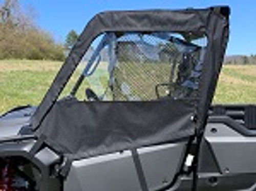 Honda Pioneer 1000 Door Side Cab Enclosure Doors Custom Made | Black