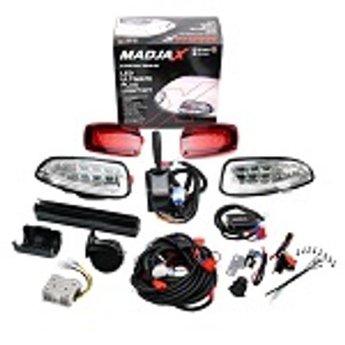 MadJax EZGO RXV Golf Cart 2016-Up RGB Ultimate Light Kit Plus | 02-099